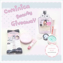 COMINICA BEAUTY GIVE AWAY
