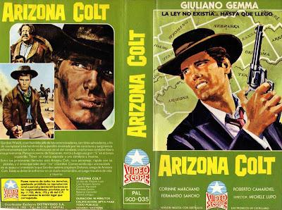 Arizona Colt Spaghetti Western Gemma