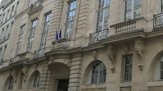 Balcons de l'hôtel de Beauvais