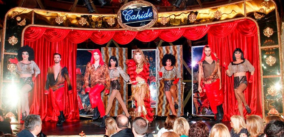 Secil Secti Drag Queenlerle Hava Festival Havasi