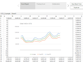 Vizible Difference Embedding Excel In Tableau