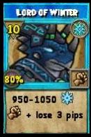 Wizard101 Ice Level 88 Spells