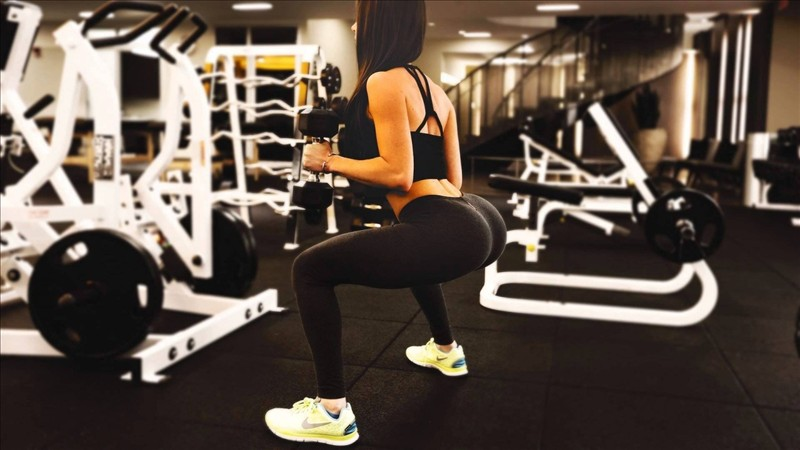 Beautiful Body Fitness model: Jen Selter
