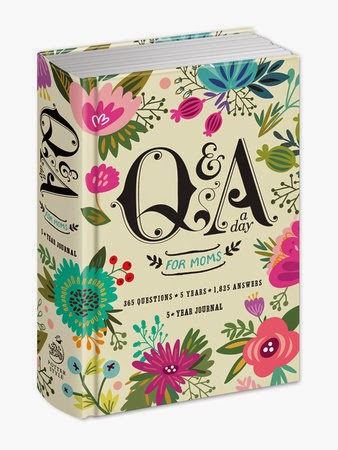 Ma Bicyclette: Positive Thinking | Top 4 Positive & Inspiring Journals - Q&A a day for moms