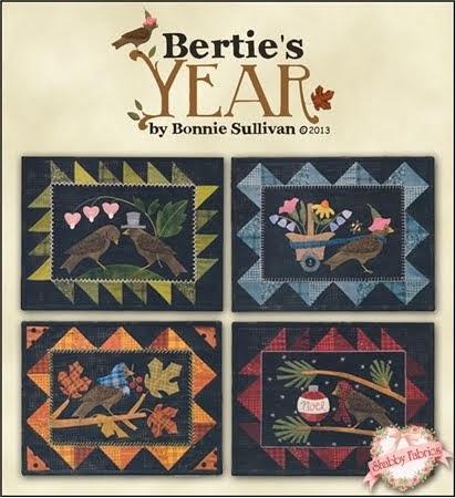 Berties year BOM