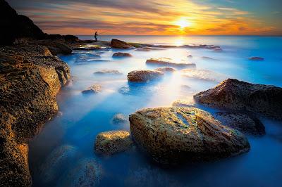 Una mañana al despertar - Hermoso amanecer - Sunset
