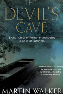 french village diaries book review The Devil's Cave Martin Walker
