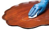 Cómo decapar un mueble o madera con barniz o pintura