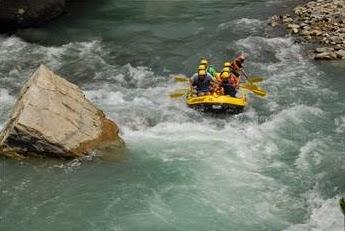 Dalaman Çayı Rafting