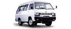 Minibus High Roof Deluxe (AC) (4 Row)