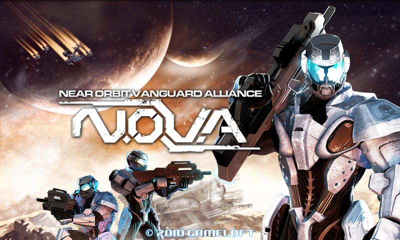 Near Orbit Vanguard Alliance  APK DATA