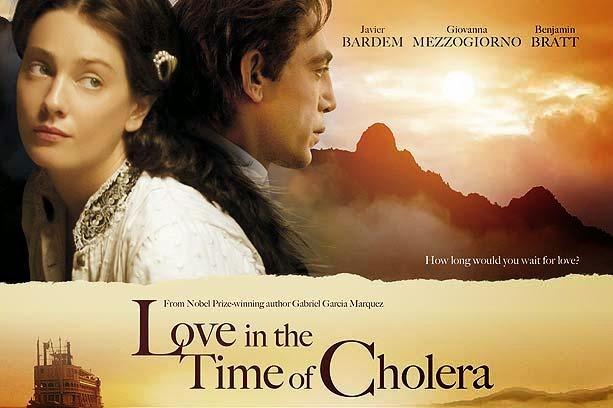 الحب الكوليرا غابرييل