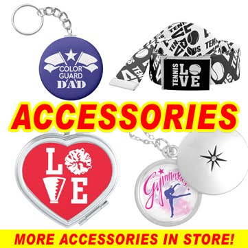 STAND UP AND CHEER ACCESSORIES