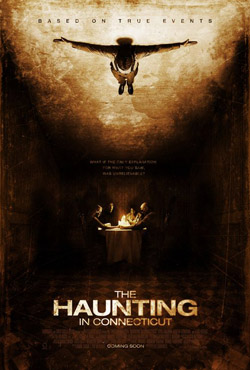 The Haunting In Connecticut 2009 poster