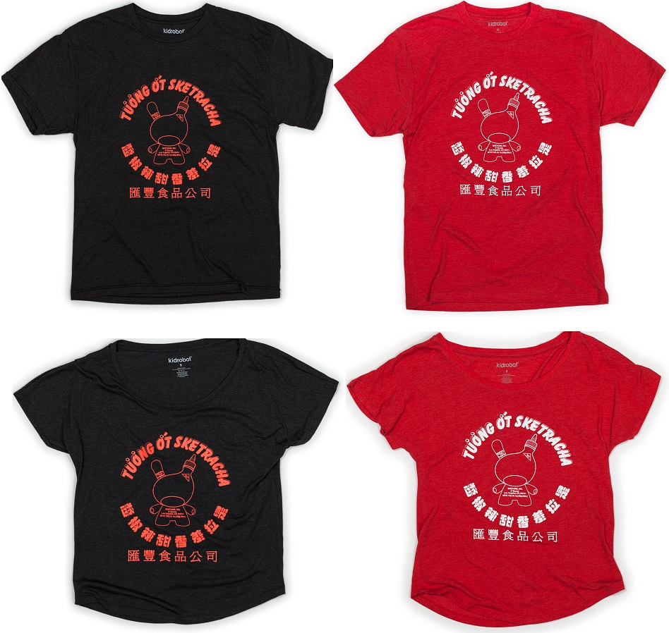 Sriracha T Shirt Womens