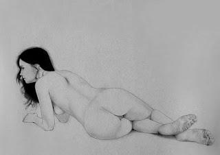 Mujeres Voluptuosas Dibujos A Lapiz