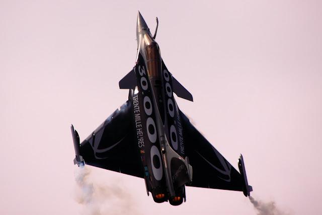 Dassault Rafale 30000 hours