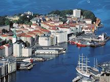 World Visits Trip Bergen Norway Wonderful Place