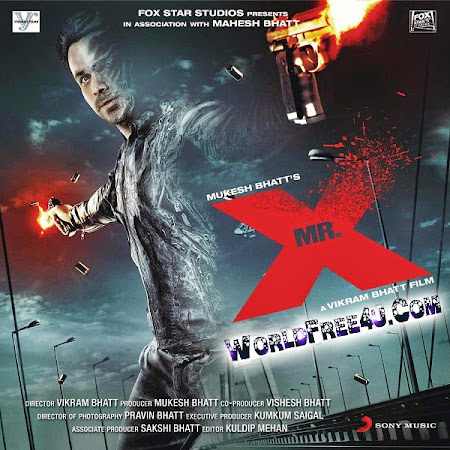 Poster Of Hindi Movie Mr. X (2015) Free Download Full New Hindi Movie Watch Online At worldfree4u.com