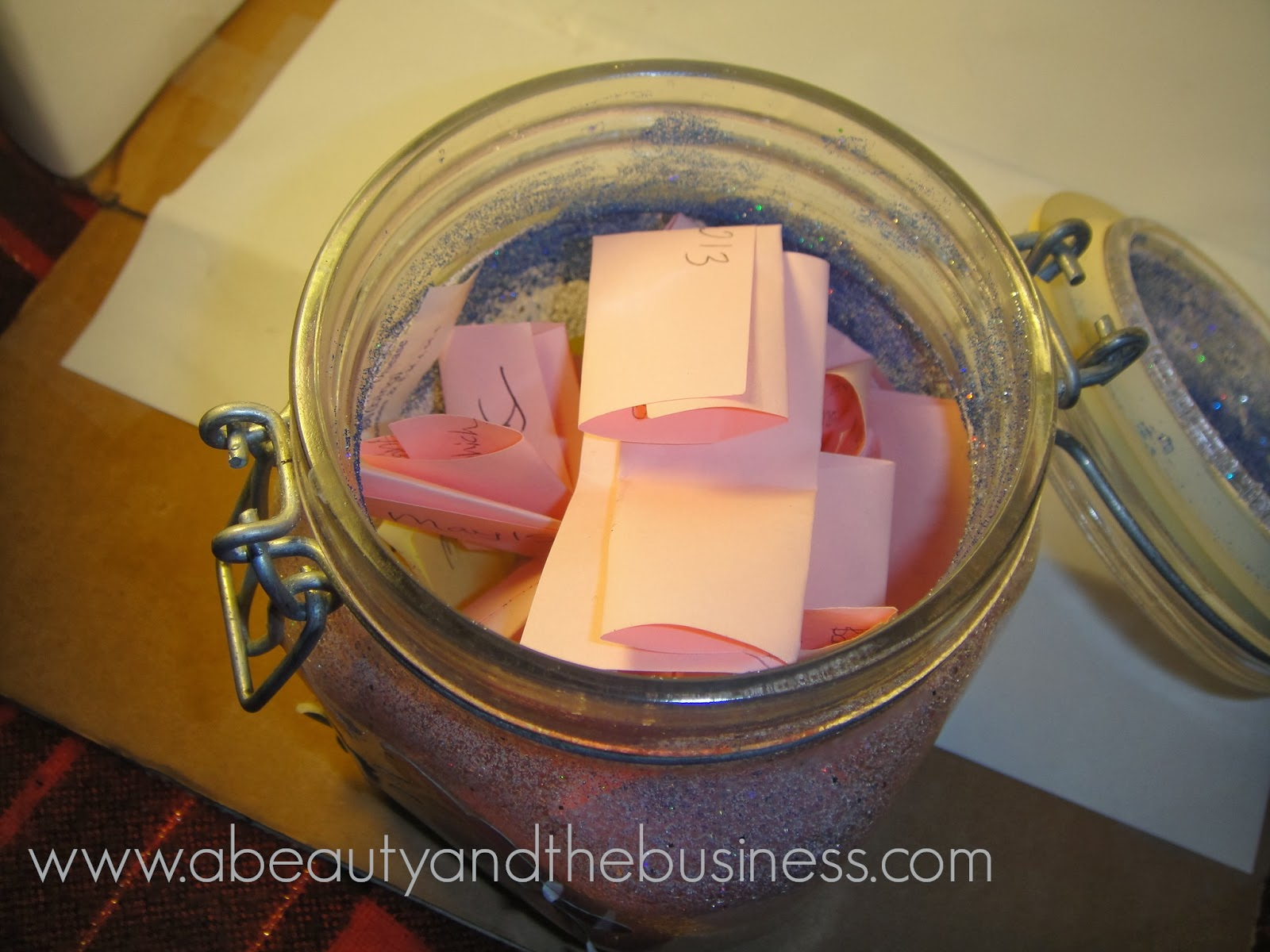 memory jar, diy memory jar, what to put in a memory jar, why to keep a memeory jar