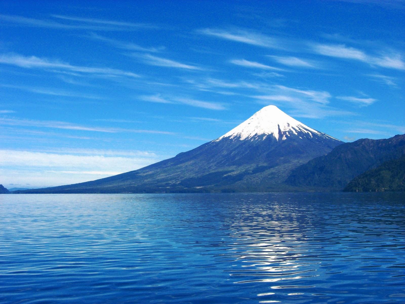 lagos de chile com: