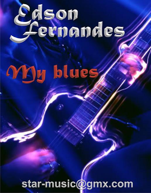 EDSON FERNANDES - MY BLUES II