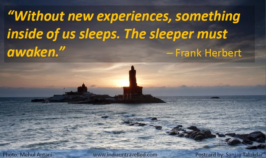 sleeper must awaken quote, inspirational travel quotes, why we travel quotes