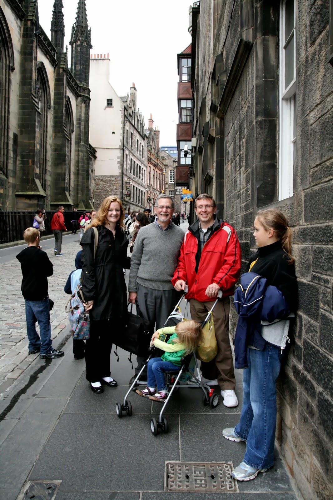 blackberry rambles scotland edinburgh