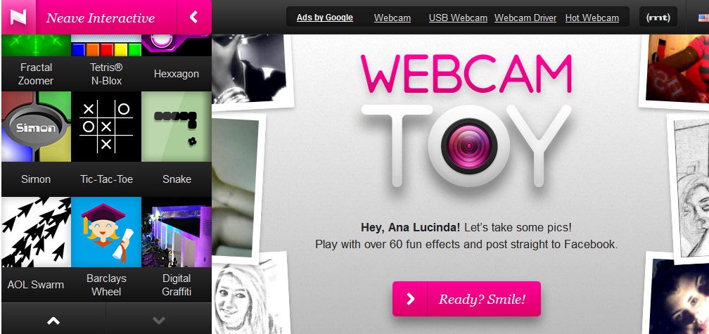 Webcam Toy: Online Photo Booth in 3 Easy Steps