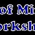 EDISONIAN MIND CONTROL WORKSHOP