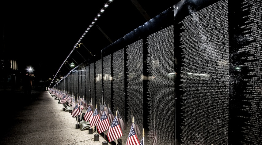 Illinois state representative barbara wheeler the wall that heals the wall is a portable commemoration and replica of the vietnam veterans memorial like the permanent memorial in washington dc the wall that heals aloadofball Image collections