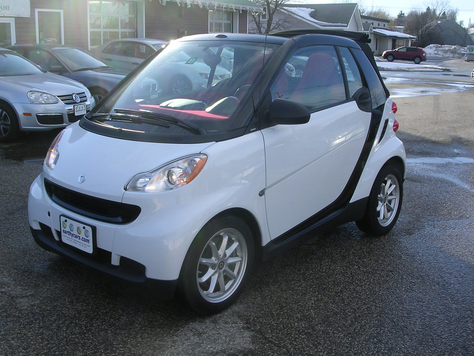 Earthy Car Of The Week 2009 Smart Fortwo