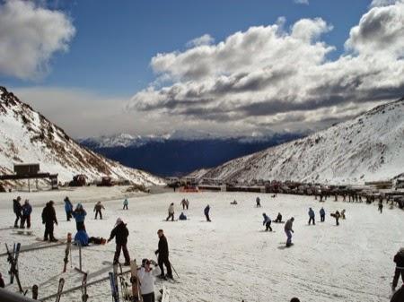 Pistas Ski Abiertas Pistas Abiertas y Terreno