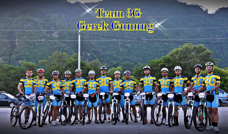 TEAM 3G - GEREK GUNUNG