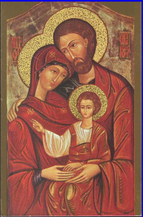 Sacra Famiglia Spiritualità Francescana Mariana della Divina Misericordia