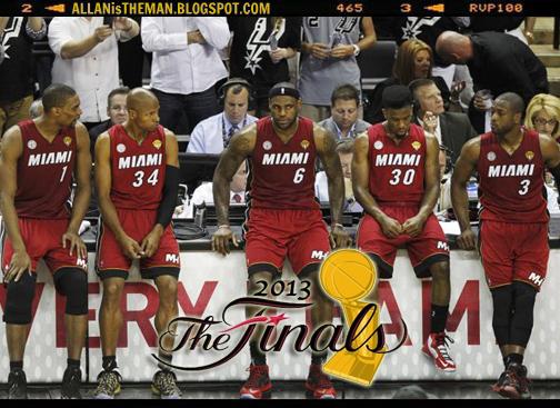 NBA Finals 2013 Game 6: Miami Heat vs San Antonio Spurs Full Replay | ALLAN IS THE MAN