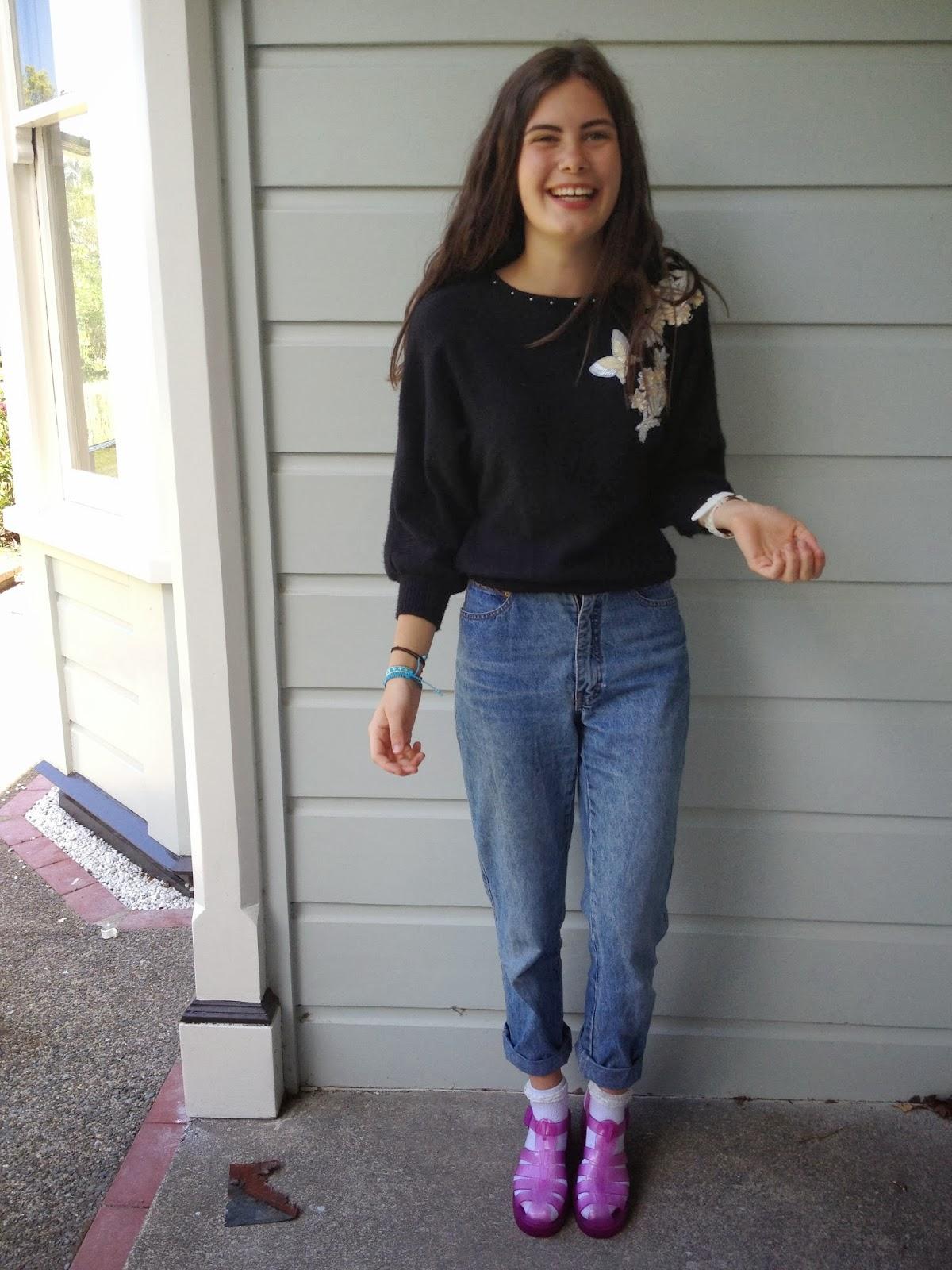 lol's blog: 3 ways to style boyfriend jeans