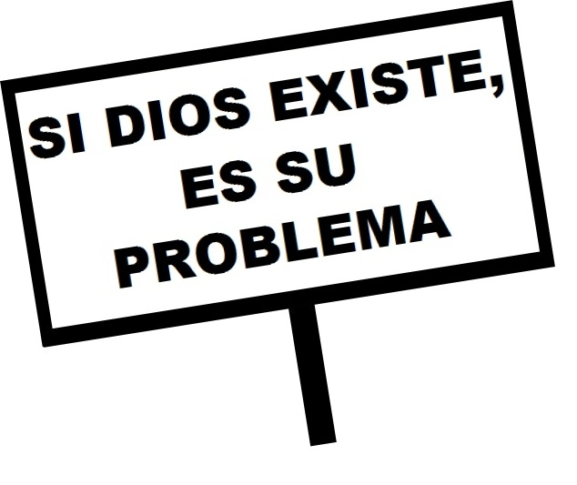 ''All is lost'' Si+Dios+existe