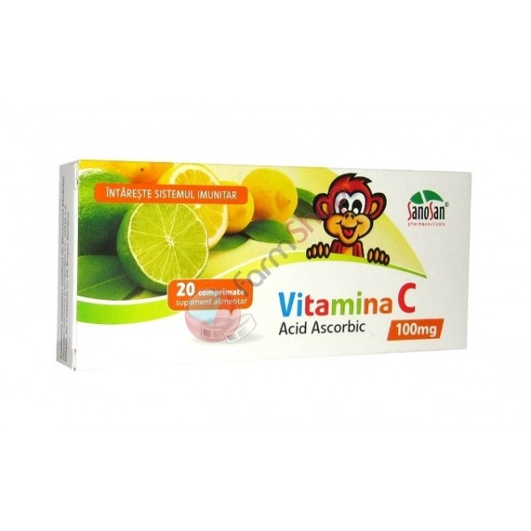 Vitamina C din porumb ...