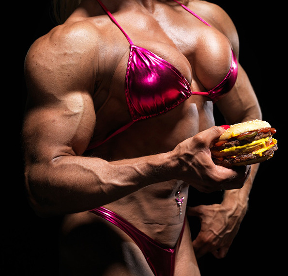 Junk Food and Bodybuilding