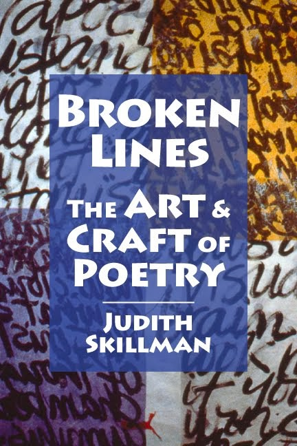 Broken Lines – The Art & Craft of Poetry by Judith Skillman