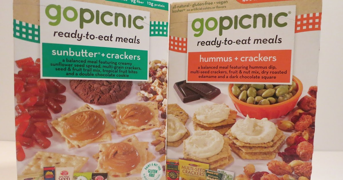 The Veracious Vegan: GoPicnic Ready-to-Eat Meals