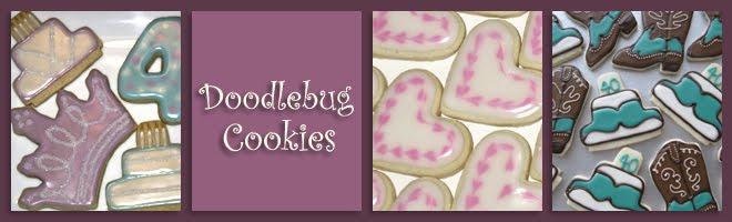 Doodlebug Cookies