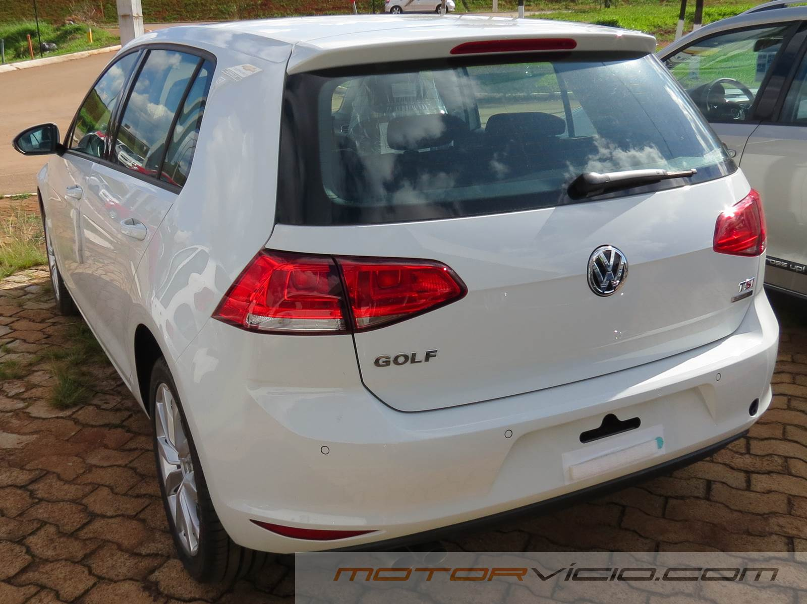 VW Golf Comfortline 2015