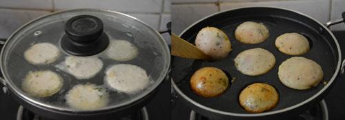 how to make millet paniyaram