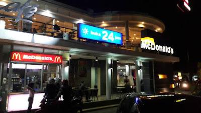 fast food di Bandung