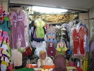 Pasar Cipulir Grosir