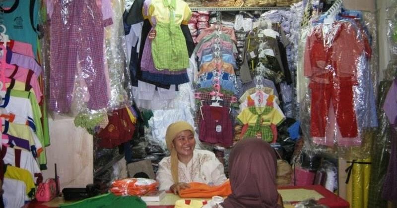 pasar cipulir grosir pusat usaha baju murah modal kecil