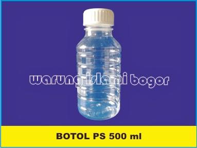 Jual Botol Madu Plastik