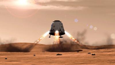火星移住計画 イーロン・マスク スペースX